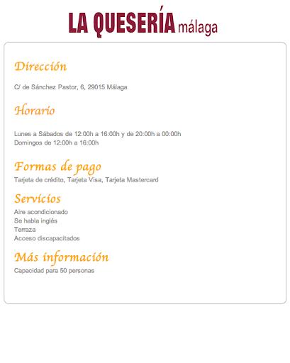 免費下載商業APP|La quesería app開箱文|APP開箱王