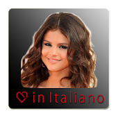 Selena Gomez in Italiano