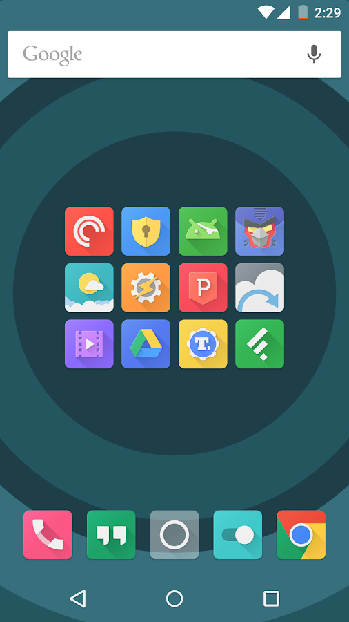 Switch UI - Icon Pack- screenshot