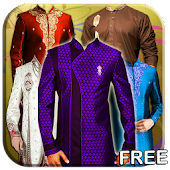 Men Sherwani Photo Shoot