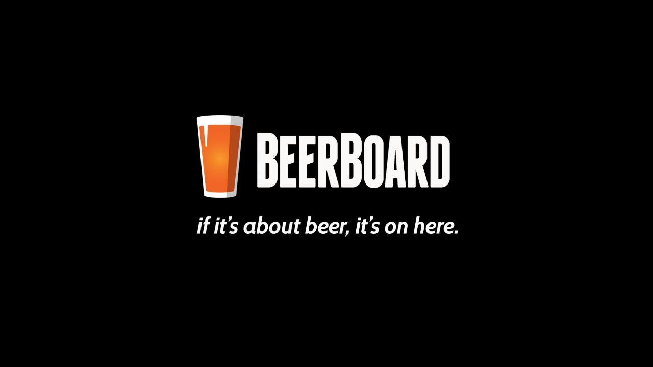 BeerBoard.TV - screenshot