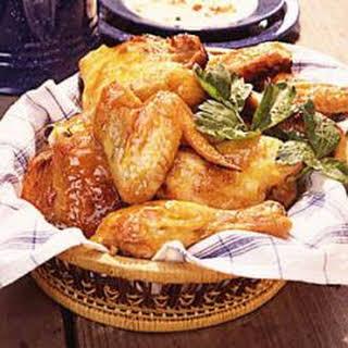 Honey-Mustard Baked Chicken.