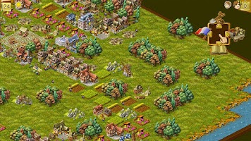 Screenshot of Townsmen 6