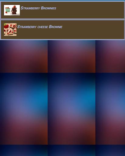玩書籍App|Brownie Cake Recipes免費|APP試玩