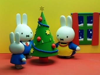 Miffy and the Three Christmas Trees/Miffy's Mystery