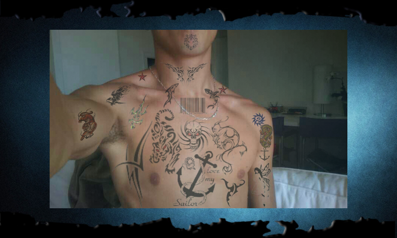Tattoo Cam - screenshot