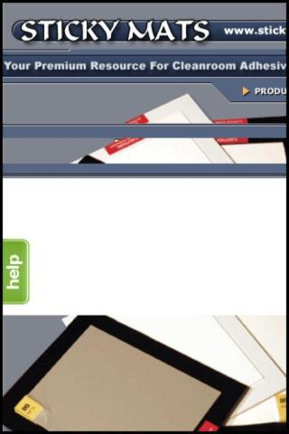 【免費商業App】Sticky Mats-APP點子