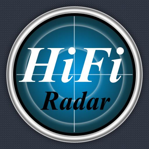 HiFi Radar 通訊 App LOGO-硬是要APP