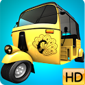 Rickshaw Racing Mobile HD icon