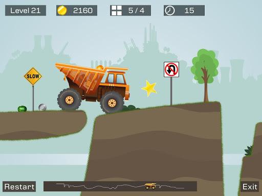 Big Truck --best mine truck express simulator game 3.39 Cheat screenshots 7