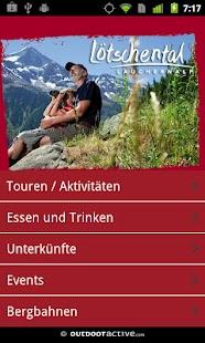 Lötschental- screenshot thumbnail
