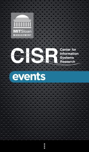 CISR Events