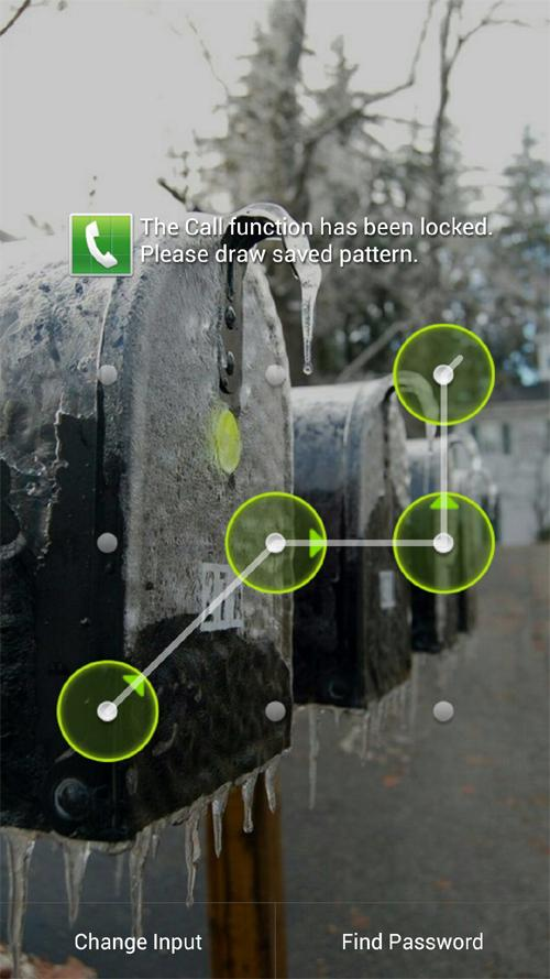 Perfect App Lock Pro- screenshot