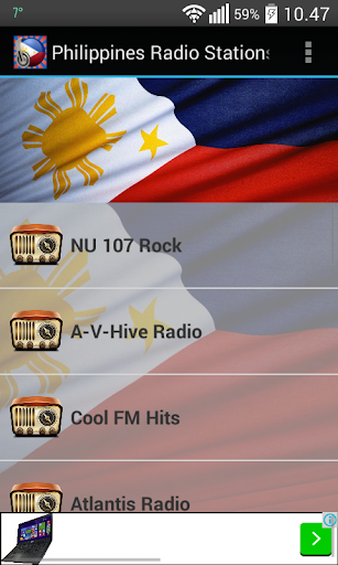 Philippines Radio Stations