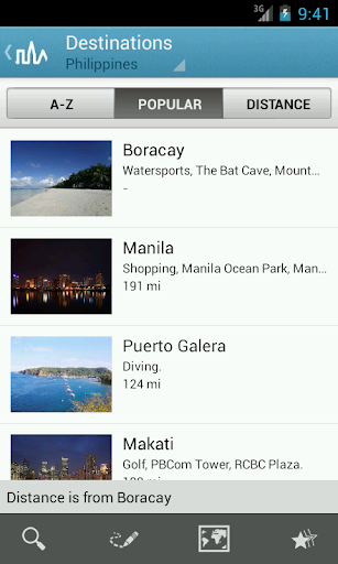 Philippines Guide by Triposo