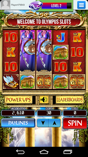 Olympus Slots Slot Machine