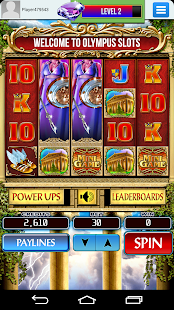 Olympus Slots | Slot Machine- screenshot thumbnail