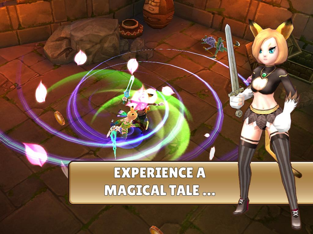 Animas Online- screenshot