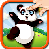 Tap the Panda – kids game