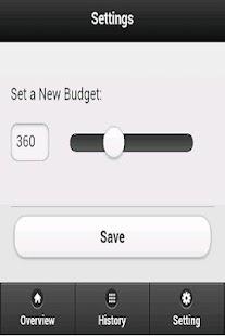 Weekly Budget- screenshot thumbnail