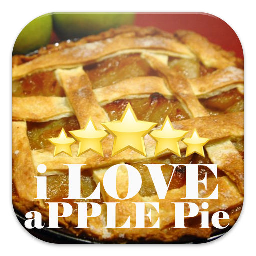 I Love Apple Pie 書籍 App LOGO-APP試玩