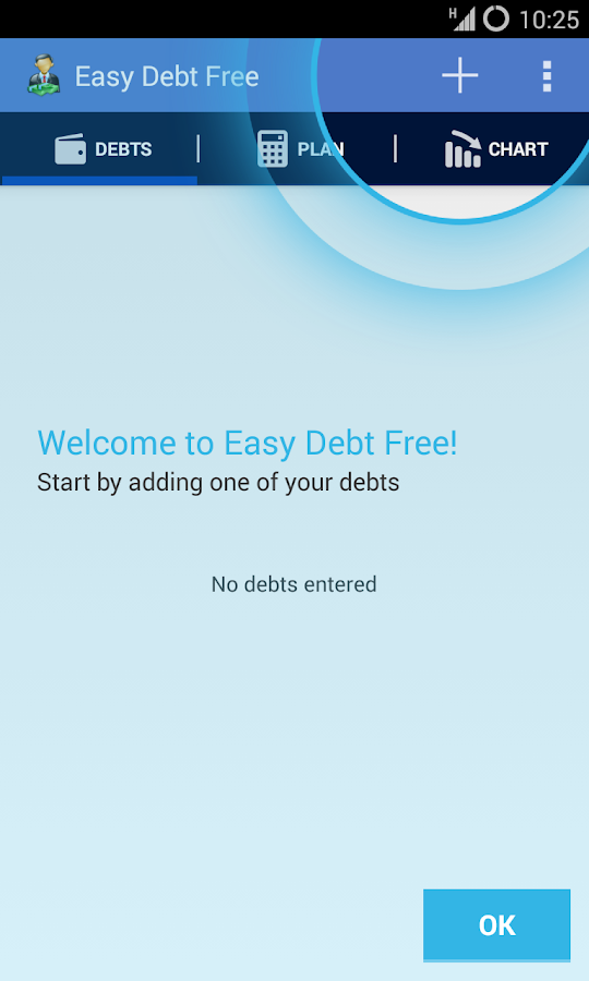 Easy Debt Free- screenshot