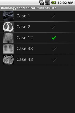 Radiology 4 Med Students Lite - screenshot