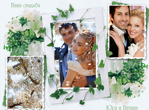 Seasons Photo Frames