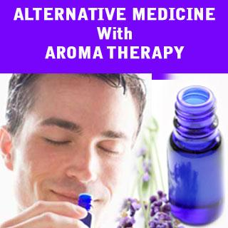 Medicine With Aroma Therapy