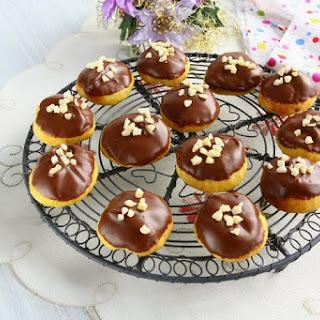 Saffron Marzipan Cookies
