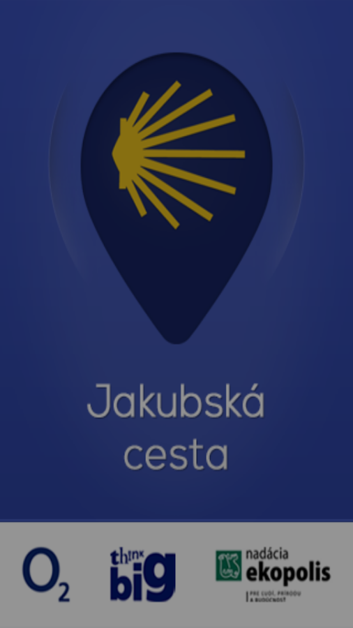 Jakubská cesta- screenshot