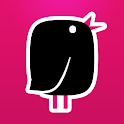 Songbird Android Music Player logo