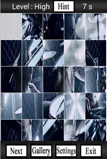 1230 Beast Wallpaper Puzzle