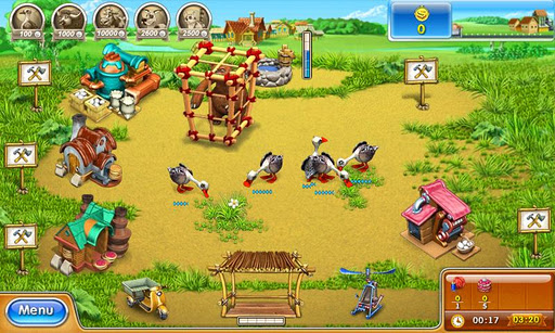 Farm Frenzy 3. Farming game  screenshots 1