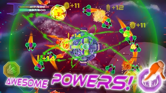 Space Defense – Shooting Game Mod Apk (Unlimited Money) 4