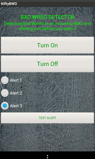 免費下載通訊APP|Bad Word (SMS) Detector app開箱文|APP開箱王
