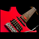 Music : Electric guitar icon