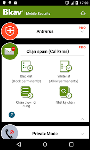 Bkav Security - Antivirus Free - screenshot thumbnail