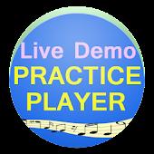 Practice Player Live Midi Demo
