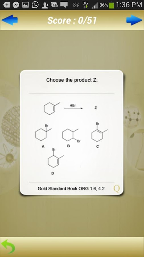 MCAT Flashcards- screenshot