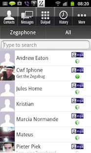 Zegaphone- screenshot thumbnail
