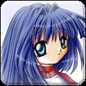 Kanon ~雪の少女~ logo