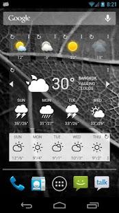 Eye In Sky Weather Screenshot