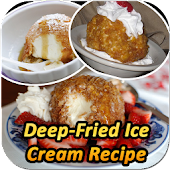 Deep-Fried Ice Cream Recipe