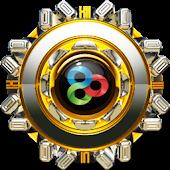 GO Launcher Theme Lotus