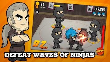 Screenshot of Kung-Fu Clash