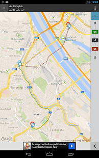 Vienna Mobile - City Map- screenshot thumbnail