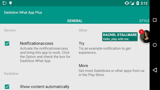 Dashdow What App Plus v1.22