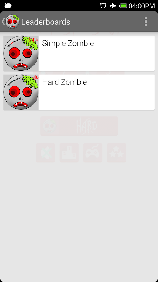 Zombie Apocalypse- screenshot