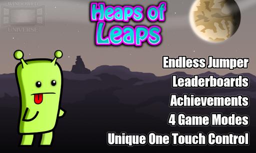 Heaps of Leaps